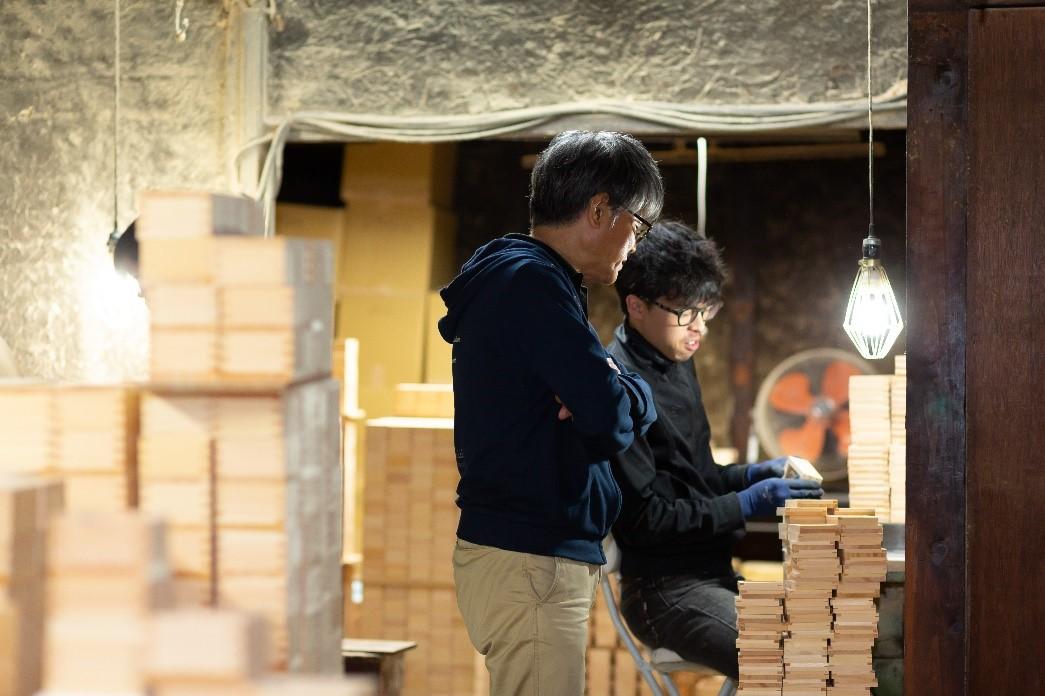 林業や製材業があってこそ成り立つ生活道具としての木枡 – 森のジョブ ...